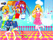 Dancing Madeline Dress Up