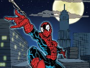 Spiderman Bendy Spidey