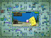 atlantic Squarepants Bus Rush