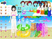 Sea Swimming Dressup