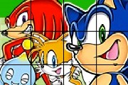 Sonic Puzzle Games