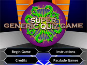 Super Generic Quiz Game
