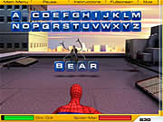 Spiderman 2  Web of Words