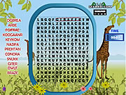 Word Search Animal Scramble  2